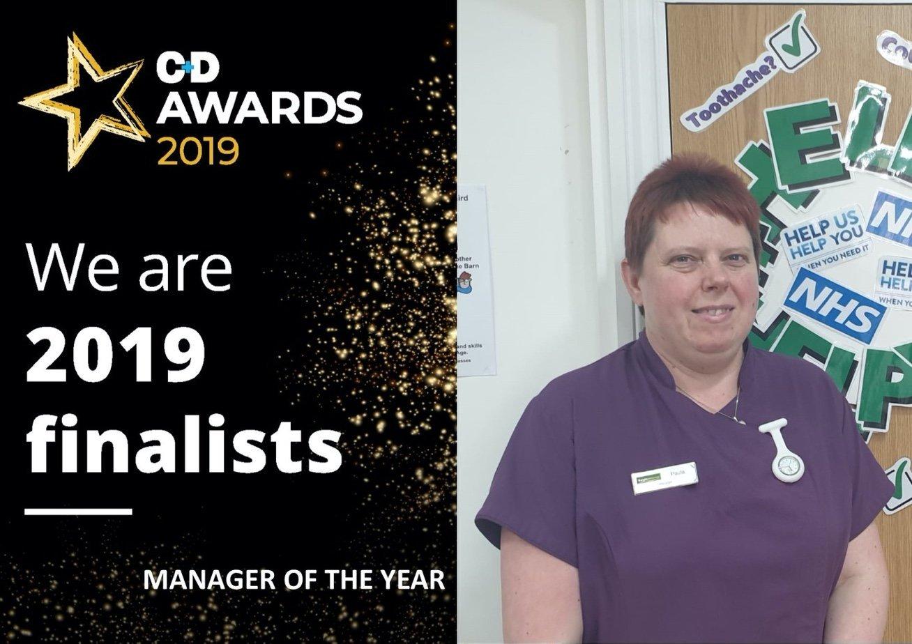 Award Winning Staff