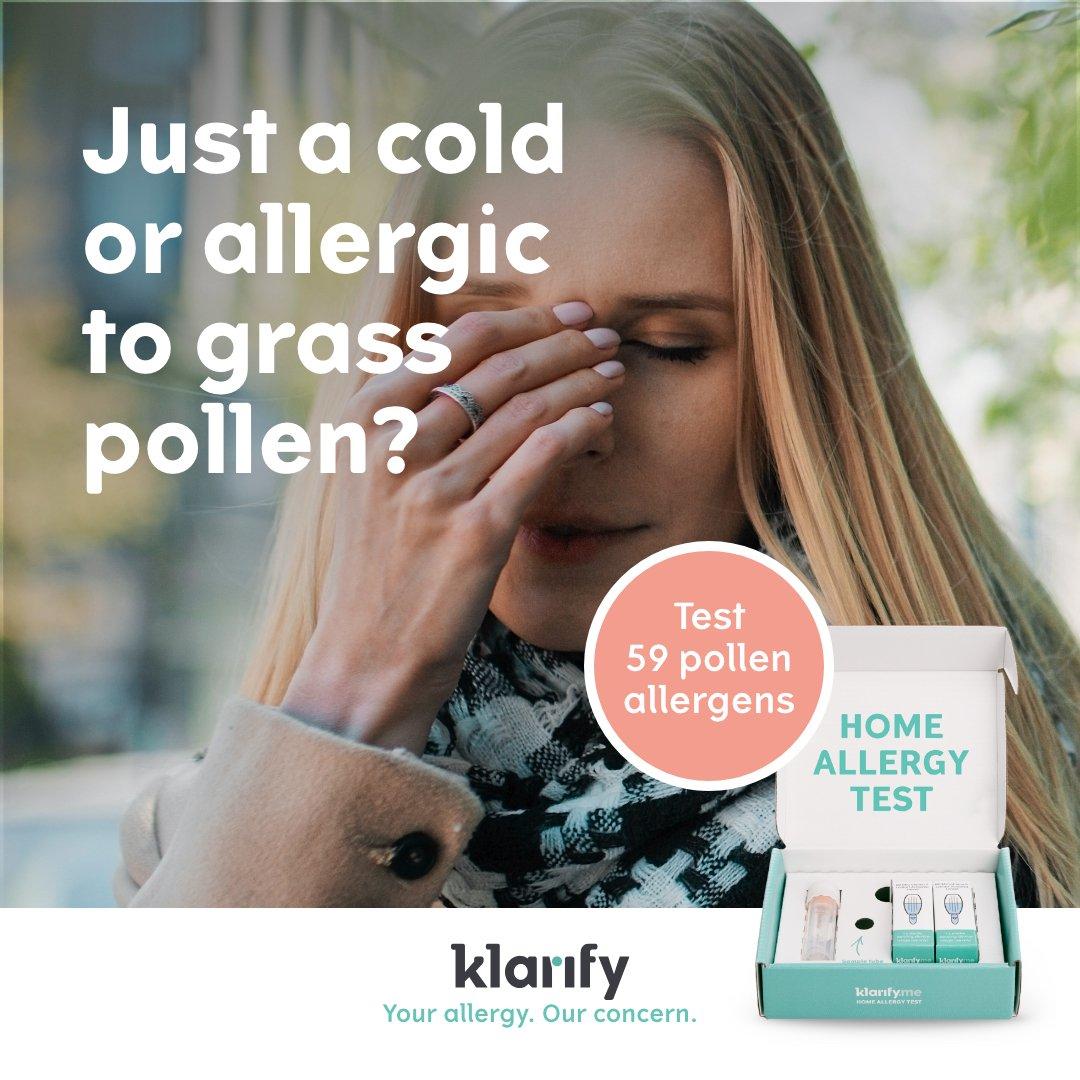 allergic to grass pollen